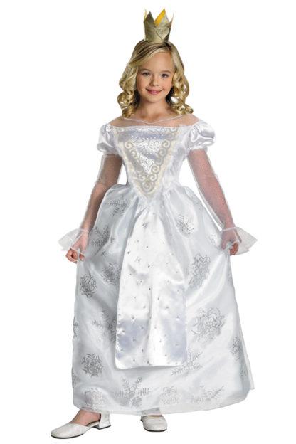 Костюм Белая королева зима