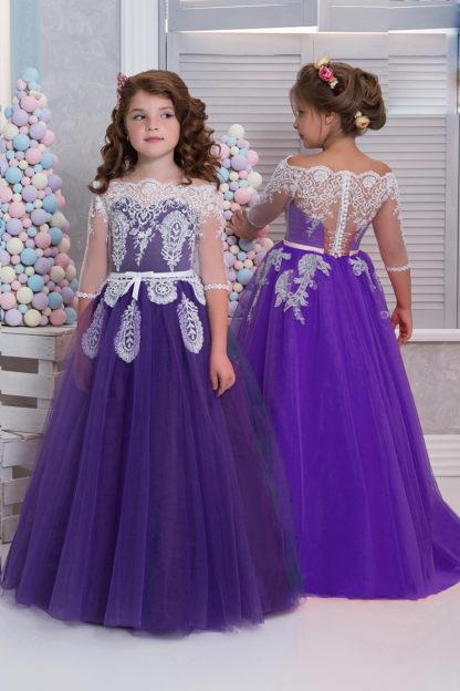 Нарядное Платье D676