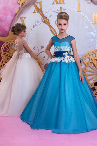 Нарядное Платье D1146