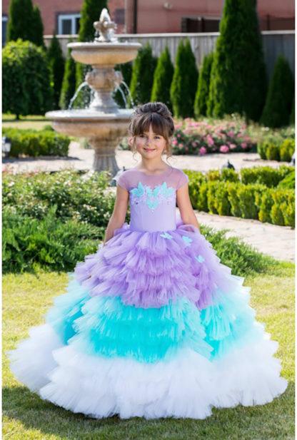 Нарядное Платье D1168