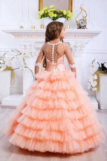Нарядное Платье D989